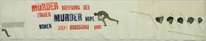 mörder, hoffnung der frauen - oskar kokoschka 1911 by nancy spero