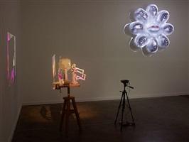 tony oursler - vue de l'exposition 13 janvier - 12 mars 2011