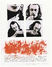 kiss-off by vito acconci
