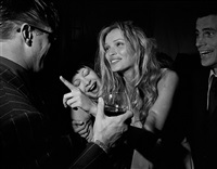 oscar party, los angeles, march, 2000 by larry fink