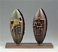 guscio iii, studio by arnaldo pomodoro