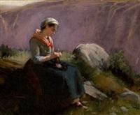 solitude by anna elisabeth klumpke