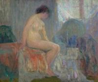 le réveil (the awakening), no. 825 by hovsep pushman