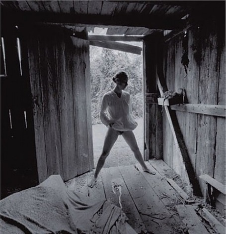 edith, danville, virginia by emmet gowin