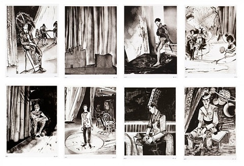 they can bring the curtain down by hernan bas