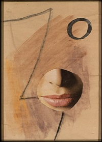 dada head variation - no. 507 by hans richter