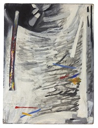 strokes and counter strokes - no. 893 by hans richter