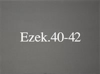ezek 40-42 by rodney graham