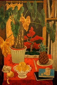 still life by russell cowles