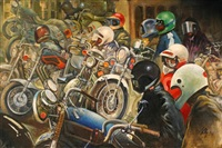 riders -