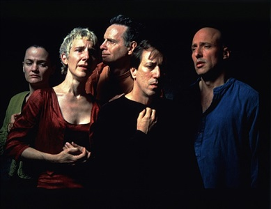 bill viola the quintet of the unseen by bill viola