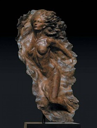 ex nihilo, figure no. 2, full scale by frederick hart