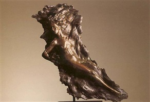ex nihilo, figure no. 1, full scale by frederick hart