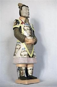 terracotta warrior - the queen by liu fenghua & liu yong
