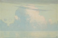 clouds and water by hermann dudley murphy