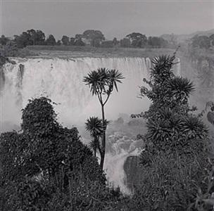 blue nile falls, tissisat falls, ethiopia by lynn davis