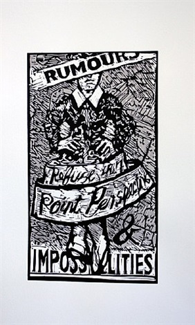 rumours by william kentridge