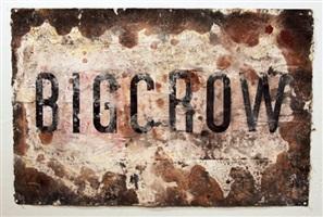 big crow by larry calkins