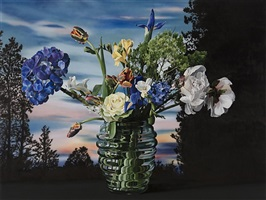 lake placid bouquet by ben schonzeit