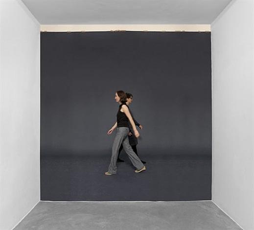 """installation view """"zimmerstrasse 88/89, 10117 berlin"""" by maria eichhorn"""