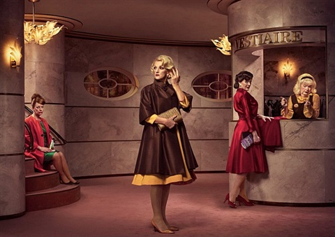 three sisters by erwin olaf