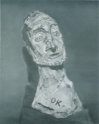 grisaille: kokoschka by michael byron