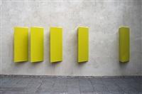 reliefs serie c by charlotte posenenske
