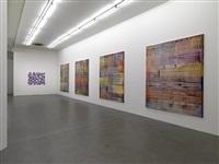 installation view by bernard frize