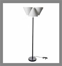 floor lamp, a 809 by alvar aalto