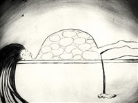 medical print by louise bourgeois