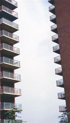 two housing projects new york city by dan graham