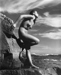 modernist nude #6 by iwase yoshiyuki