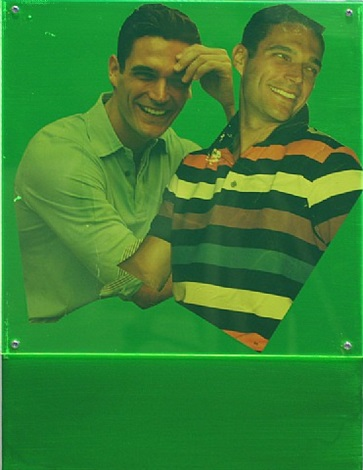 untitled (greenscreen) by chris dorland
