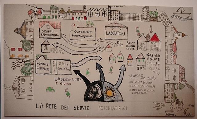 el ex-hospital de san giovanni en trieste ii (detail) by dora garcia