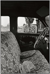 leslie, downtown knoxville by danny lyon