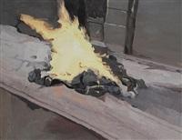 fire by xiao jiang