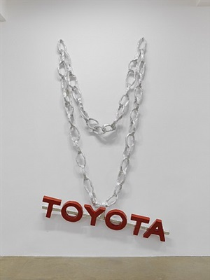toyota chain by thomas hirschhorn