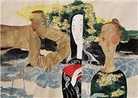oasis of spirits by vu thu hien