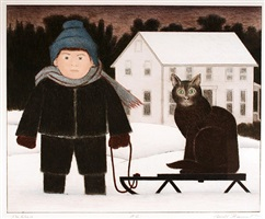 the sled by will barnet