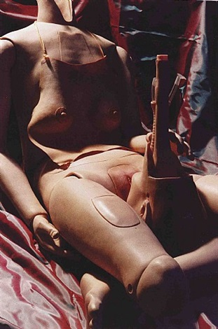 untitled #253 by cindy sherman