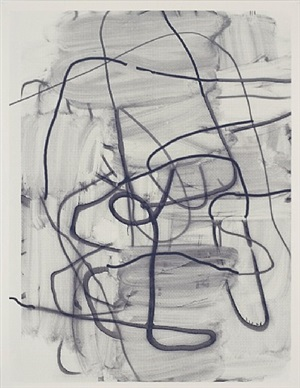 untitled by christopher wool