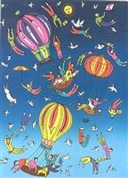 globos by miguel garcia ceballos