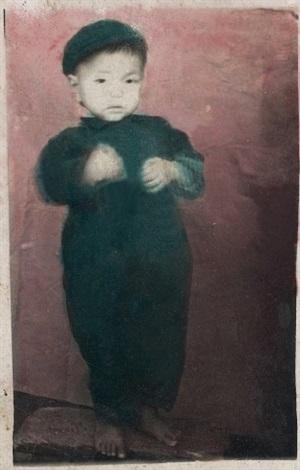 1971 male comrade no.5 by li tianbing