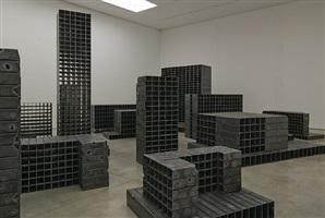 bunker by mona hatoum