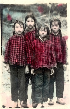 1967 female comrade no.1 by li tianbing
