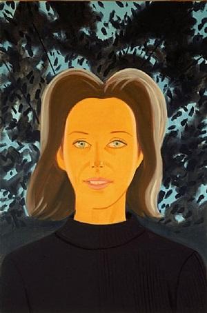 black sweater by alex katz