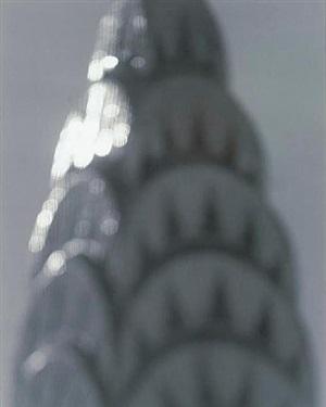 chrysler building by hiroshi sugimoto