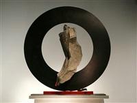 sisyphean circle xlii by john van alstine