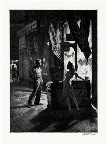 chance meeting by martin lewis