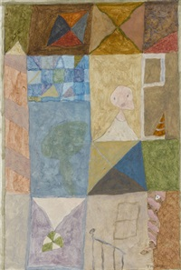 clutter quilt by thomaz ianelli